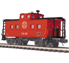MTH #20-91716 Steel Caboose (Center Cupola) - Western Maryland