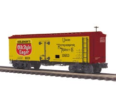MTH #20-94485  36' Woodsided Reefer Car - Old Style Beer