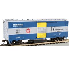 Bachmann #16318 Track Cleaning Box Car - Missouri Pacific