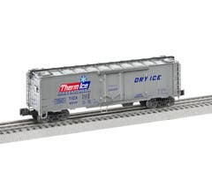 Lionel #2026112 Therm Ice #8910 - 40' Plug Door Reefer