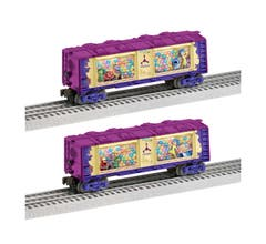 Lionel #2028100 Inside Out Memory Ball Transport Car