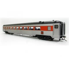 Rapido #17214 8600 Stainless Steel Coach - New Haven McGinnis #8639