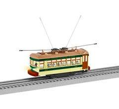 Lionel #2035020 Fort Collins Trolley