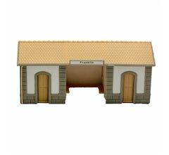 Model Power #794 Passenger Wayside Station - Built Up