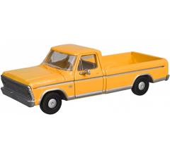 Atlas 60000114 Ford F-100 Pickup Truck - MOW Yellow (2 pcs)
