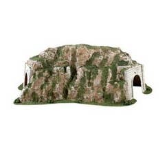 Woodland Scenics #C1316 N Curved Tunnel ( IN STORE PURCHASE ONLY )