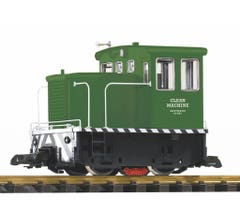 Piko #38508 Clean Machine Green-Track Cleaning Diesel Switcher