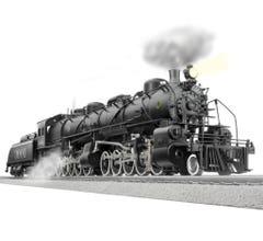 Lionel #2131470 VISION 2-10-10-2 Locomotive - Santa Fe #3001