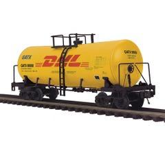MTH #20-96291 Funnel Flow Tank Car - DHL
