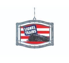 Lionel #22012 Lionel Art Collection Ornament Keepsake