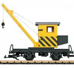 LGB #40043 Crane Car