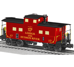 Lionel #1926860 Lehigh & Hudson River Northeastern Caboose #17