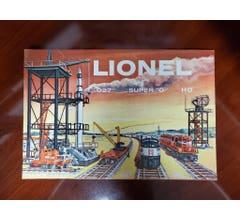 Lionel 1958C1 1958 Catalog