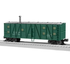 Lionel #2126662 Norfolk & Western Bunk Car #525534