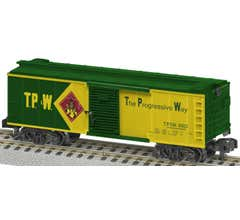 American Flyer #2019020 Toledo Peoria & Western FreightSounds Boxcar