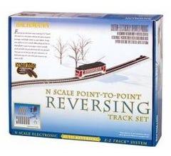 Bachmann #44847 Nickel Silver E-Z Track Auto Reversing System