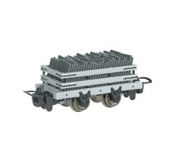 Bachmann #77301 Thomas and Friends - Slate Wagon w/ load