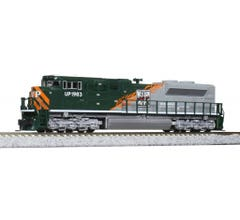 Kato #176-8410 SD70ACe: UP Heritage Western Pacific #1983