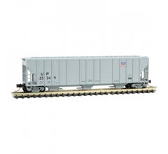Micro Trains #09900220 3-Bay Covered Hopper - Union Pacific
