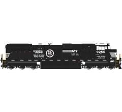 Bachmann #90903 Norfolk Southern #9256 Dash 9 Diesel