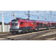 PIKO #37400 OBB VI Rh1116 Taurus Electric Railjet w/Sound