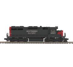 MTH #20-21437-1 SP SD35 Diesel Engine w/Proto-Sound 3.0 (Hi-Rail Wheels)