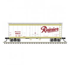 Atlas #50005655 40' PLUG DOOR BOX CAR RAINIER #6803