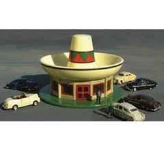Bachmann #35254 Sombrero Restaurant