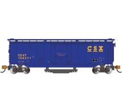 Bachmann #16370 Track Cleaning Box Car - CSX #198271