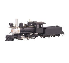 Bachmann #29304 Unlettered 2-6-0 Steam Locomotive w/DCC and Sound Ready