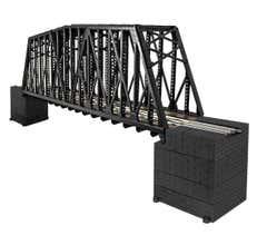 Lionel #6-82110 Fastrack Extended Truss Bridge