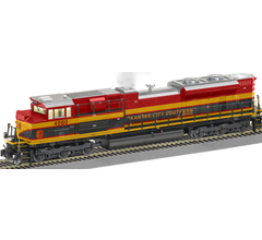 American Flyer #1921111 Kansas City Southern de Mexico LEGACY SD70ACe #4060 (SPECIAL ORDER ONLY)