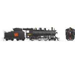 Rapido #603505 CNR H-6-g Locomotive w/DCC/Sound - Canadian National #1381