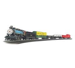 Bachmann #00750 Chessie Special Train Set
