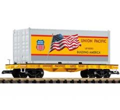 PIKO #38750 UP Container Car