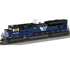 American Flyer #1921121 Montana Rail Link LEGACY SD70ACe #4400 (SPECIAL ORDER ONLY)