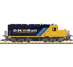 LGB #25556 ONT SD-40 Diesel Locomotive w/mfx/DCC sound