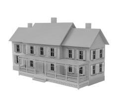 Lionel HO #2067010 Byrd House - Kit