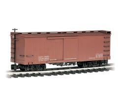 Bachmann #93302 Mineral Red Box Car