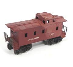 Lionel Used Caboose #6017 Lionel Lines