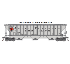 Athearn #18782 PS 4740 Covered Hopper - Great Northern #171612