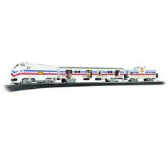 Bachmann #00767 Norman Rockwell Freedom Train Starter Set