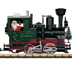 LGB #20215 Stainz Christmas Locomotive