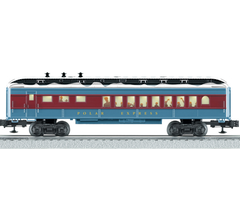 Lionel #6-84604 Polar Express Diner Car