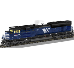 American Flyer #1921122 Montana Rail Link LEGACY SD70ACe #4407 (SPECIAL ORDER ONLY)