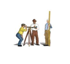 Woodland Scenics A2556 Hilow Brothers Surveying