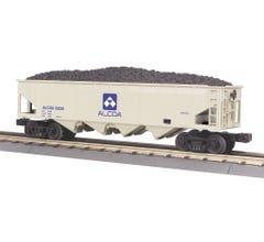 MTH 30-75604 Alcoa 4 Bay Hopper Car