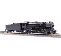 Broadway Limited #6233 USRA Heavy Pacific Unlettered Paragon3 Sound/DC/DCC