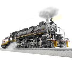 """Lionel #2131500 VISION 2-10-10-2 Locomotive - Santa Fe #3008 """"Valley Flyer"""""""