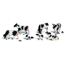 Woodland Scenics A2187 Holstein Cows
